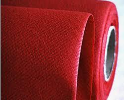 nappe jetable imitation tissu rouleau de 25m 33 85