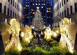 2014 Rockefeller Christmas Tree Lighting