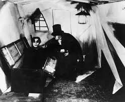 The Cabinet Of Dr Caligari 1920 Analysis by The Cabinet Of Dr Caligari 1920 June Blind Spot Almost Ginger