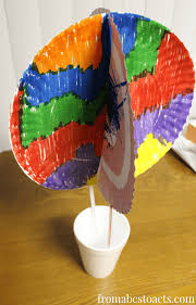 Hot Air Balloon Craft For Preschoolers With Paper Plates And Cups