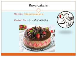 cake home delivery at midnight by royal cake