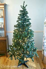9 Artificial Christmas Tree Unlit by Update A Fake Christmas Tree For Less Than 10 By 3 Little Greenwoods