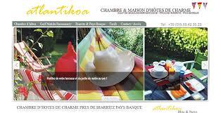 chambre d hote de charme biarritz guide des chambres d hôtes de prestige au pays basque