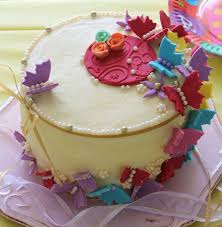 Perfect Decoration Gorgeous Birthday Cakes Neoteric Most Beautiful Pretty Happy Cake