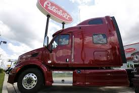 100 Paccar Trucks Profit Soars 38 On Strong Truck Sales WSJ