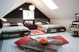 Amazing Decorating A Loft Bedroom Photos