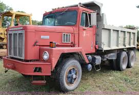 100 Pink Dump Truck 1974 International Loadstar 5000 Dump Truck Item K1116 S