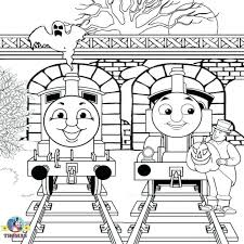 Thomas And Friends Coloring Pages Gordon The Tank Engine Games Online Colouring Train