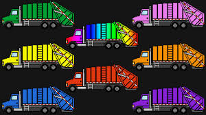 Learn Colours With Garbage Trucks. Learning Colors Video For Kids ... Heil 7000 Garbage Truck St Petersburg Sanitation Youtube Song For Kids Videos Children Kaohsiung Taiwan Garbage Truck Song The Wheels On Original Nursery Rhymes Road Rangers Frank Ep Garbage Truck Spiderman Cartoon Trash Taiwanese Has A Sweet Finger Family Daddy Video For Car Babies Trucks Route In Action First Gear Freightliner M2 Mcneilus Rear Load