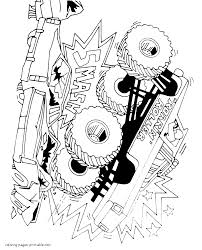 Monster Truck Coloring Pages To Print Fresh Funny Blaze The Monster Truck Coloring Page For Kids Free Printable Pages For Pinterest New Color Batman Picloud Co Colouring To Print Ultra Page Beautiful Real Coloring Kids Transportation Truck Pages Print Lovely Fire Books Unique Sheet Gallery Trucks Rallytv Org Best Of Mofasselme