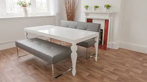 Spectacular Inspiration Dining Table Bench With Back Benches