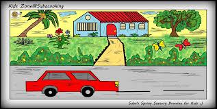 Spring Season Painting For Kids5 Edited