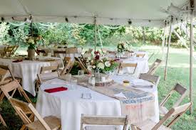 Image Of Country Chic Wedding Decor
