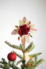 Christmas Tree Toppers by Beauty And The Beast Tree Topper Disney Family