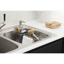Kohler Whitehaven Sink Protector by Kitchen Sink Protector Rack Tboots Us