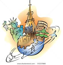 Valuable World Travel Clipart 86 For Your Plant With