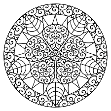 Free Printable Horse Coloring Pages For Adults Advanced Geometric Pdf Full Size