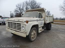 1978 Ford F600 Dump Truck | Item DB7266 | SOLD! April 3 Gove...