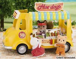 Calico Critters Hot Dog Van   Little World   Pinterest   Sylvanian ... You Scream I Screamwe All For Ice Cream Stephanie Playmobil Ice Cream Truck Bright Multi Colors Products Find More Calico Critters Driver Customer And Amazoncom Skating Friends Toys Games Critters Ice Cream Truck Youtube Our Generation Sweet Stop Creative Kidstuff Melissa And Melody Bath Time Set Usa Canada Castle Babys Nursery Jouets Choo School Bus Intertional Playthings Toysrus Hazelnut Chipmunk Twins From 799 Nextag