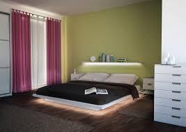 beleuchtung für das schlafzimmer mit dem led streifen trend