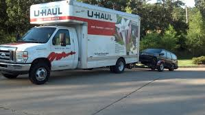 100 20 Ft Truck Self Move Using UHaul Rental Equipment Information YouTube