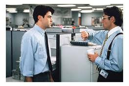 office space water cooler