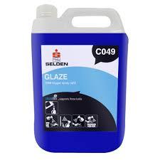 100 Evans Glass Cleaner Moston Janitorial Supplies Glaze