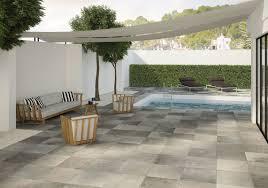 poolside tile outdoor floor porcelain stoneware major