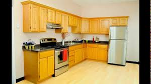 L shaped kitchen designs india