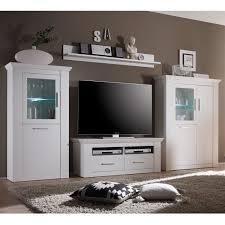 wohnzimmermöbel eiche modern fernsehschrank glas hifi tv