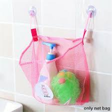veranstalter baby shower lagerung inhaber mesh tasche bad
