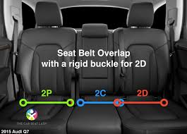 2013 Toyota Highlander Captains Chairs by The Car Seat Lady U2013 Latch In Vehicles With 3 Rows