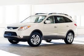 2012 Hyundai Veracruz Overview