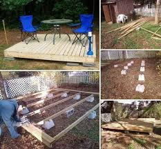 15 Stunning Low bud Floating Deck Ideas For Your Home