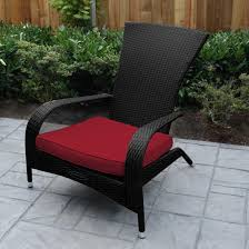 Lowes Canada Patio Furniture by Patio Flare Pf Ch200 Wicker Muskoka Outdoor Chair And Cushion