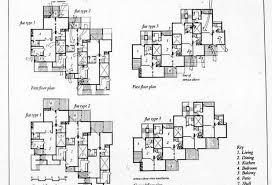 Cal Poly Pomona Village Floor Plans by Ranjit Sabikhi Yamuna Apartments Archnet Arch Plan Site