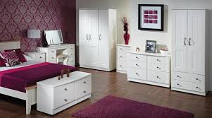 16 Beautiful And Elegant White Bedroom Furniture Ideas Design Swan Inside In