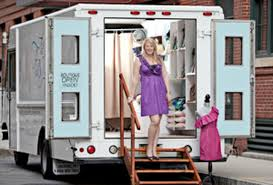 Fashion Boutiques On Wheels