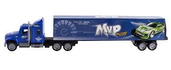 Amazon.com: Toy Truck Mega Big Rig Trailer Semi Truck 24