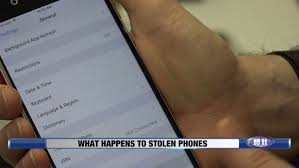 Beware of stolen devices when phone shopping