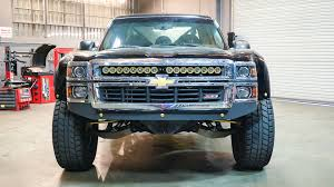100 Build A Chevy Truck Natomy Of A Prerunner KibbeTechs Silverado Hoonigan