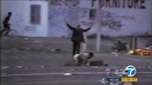 Man Nearly Beaten To Death In 1992 LA Riots Recalls Being Rescued By ... Editorial Design And Posters By Angie Rose Barker At Coroflotcom Attack On Reginald Denny Wikipedia Over 20 Years Ago During The La Riots After Rodney King Papers Look Back Beating Postverdict Riots Raw Footage Of Beatings April 29 1992 Why Protests Chinas Truck Drivers Could Put Brakes Truck Driver India Stock Photos Images When Erupted In Anger A Look Back At The Kcur Burn Baby Burn What I Saw As A Black Journalist Covering Watch Bus Driver Survives Dramatic Crash With Youtube How To Get Your First Driving Job Class Drivers