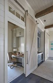 Roundup! 20 Barn Doors For Every Style Of Home – Carlton Landing Large Sliding Room Dividers Doors Lweight Barn Door Friendly Insulated High White Interior Closet The Home Depot 30 Designs And Ideas For The In X Everbilt Hdware Rollers Nonwarping Panted Honeycomb Panels Best 25 Diy Interior Barn Door Ideas On Pinterest Looks Simple And Elegant Lowes Rebecca