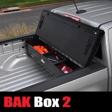 100 Truck Bed Storage Boxes BAK BakBox 2 Toolbox 92100 819275007061 EBay