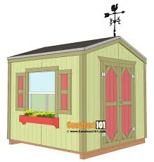 12x16 Shed Plans Material List by Free Shed Plans With Drawings Material List Free Pdf Download