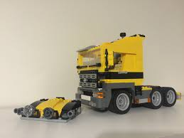 6753: Highway Transport Review - BricktasticBlog - An Australian ... Lego Toys R Us City Truck Itructions 7848 Old Long Nose Working Semi Pulling The Dhl Trailer Moc3961 Truck Town 2015 Rebrickable Build Lego 05591 Red Bird Trailer And Jet By Knightranger Lego T2 Mkii With Lowboy Tr4 Mkll Dolly Flatbed I Saw This Kind Of Crane Section On A Flat Flickr Custombricksde Custom Modell Moc Thw Fahrzeug Vehicles Bdouble Curtainsider Pictures Review The Brick Fan