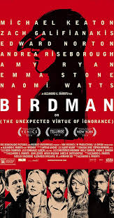 Birdman Or The Unexpected Virtue Of Ignorance 2014