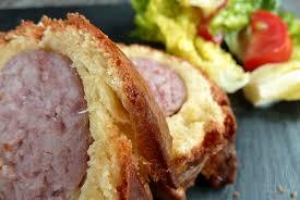 recette de brioche maison saucisson brioché lyonnais aime mange