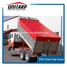 100 Truck Cover Pvc Roll Up For Tipper