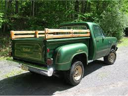 100 Warlock Truck 1978 Dodge For Sale ClassicCarscom CC994891